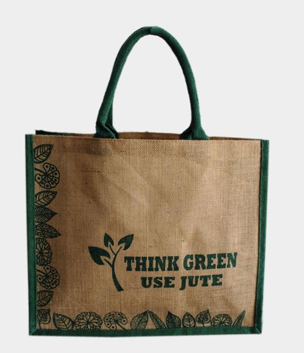 Eco Friendly Bag Natural